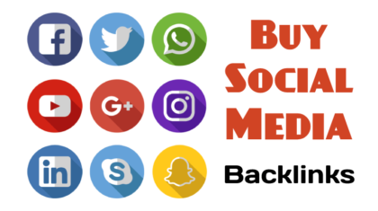 What is Social Media Backlinks and Benefits of It?